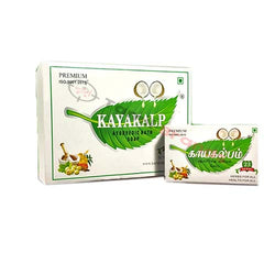Kayakalp Ayurvedic soap Regular Pack 10 Pieces (From Green Rich Agro Products)