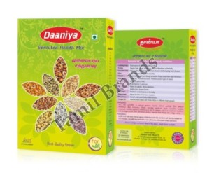 Multigrain Sprouted Health Mix 500g ( From Daaniya Food Products)
