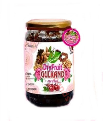 Dry Fruit Gulkand 200g | Cool in Cool Organic Foods