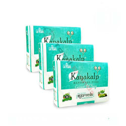 Kayakalp Ayurvedic soap Premium Pack 3 Pieces (From Green Rich Agro Products)