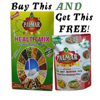 Buy 250g of Health Mix and get 500g of samba rice Iddiyappam flour Free. - Tamil Brands
