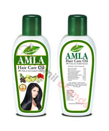 Amla Hair Oil 100ml | Cool in Cool Organic Foods