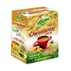 Natural Ginger tea 200g | Cool in Cool Organic Food