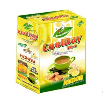 Natural Lemon tea 200g | Cool in Cool Organic Food