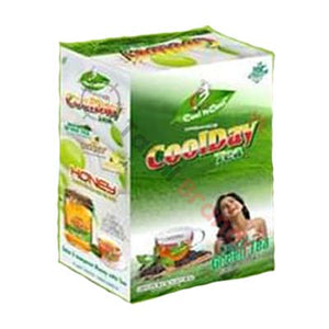 Natural Green tea 100g | Cool in Cool Organic Foods