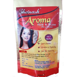 100% Natural men & Women Herbal Fairness Face pack 25g ( From Shanash herbal beauty products)