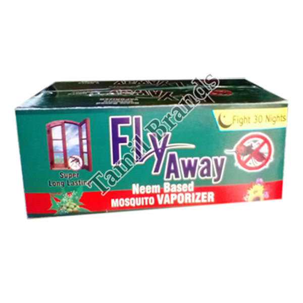 Fly Away Herbal Mosquito Vaporizer 6 Units Grandeur bio tech & life science