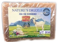 Home Made Goat Milk Soap 4 units Nature's Drizzle