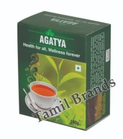 Natural Taste of Tea Powder 500g (From Agatya)