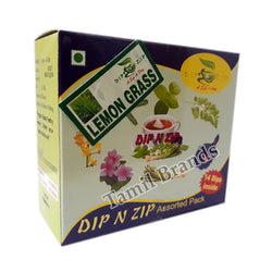 Herbal Dip extracts Lemon grass Best Alternative for Tea Coffee Dip N Zip