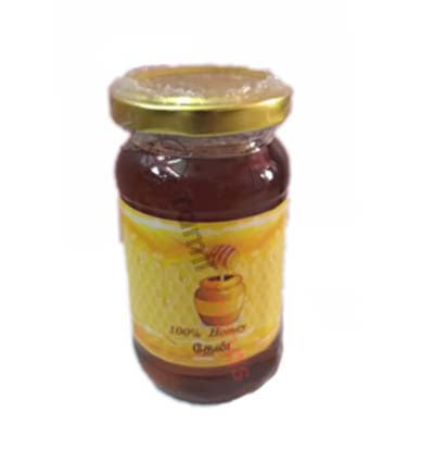 Natural Raw Honey 250g ( From Vijaya Natural Foods)