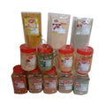 12 types of Home made Masala and Powders from lachu products | Free delivery