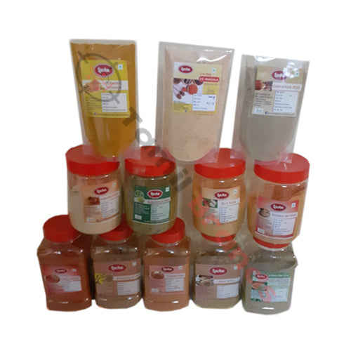 12 types of Home made Masala and Powders from lachu products | Free delivery - Tamil Brands