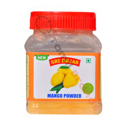 Ready to use 100% Natural Mango Powder 100g From Sajai Foods and Spices