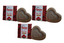 Rose Soap 3 Pieces (From SK Herbal Products)