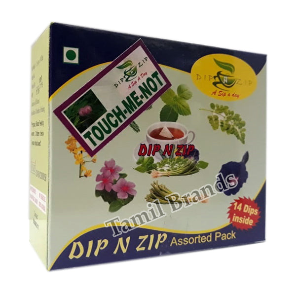 Herbal Dip extracts Touch Me Not Best Alternative for Tea & Coffee Dip N Zip