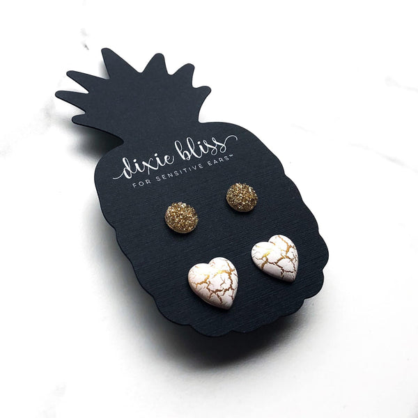 Liv | Earrings for Sensitive Ears - Sandy Bums Boutique