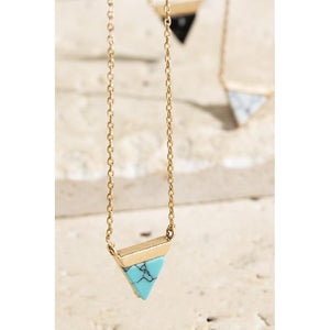 Turquoise Necklace - Sandy Bums Boutique