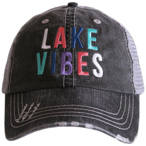 Lake Women's Trucker Hat - Sandy Bums Boutique