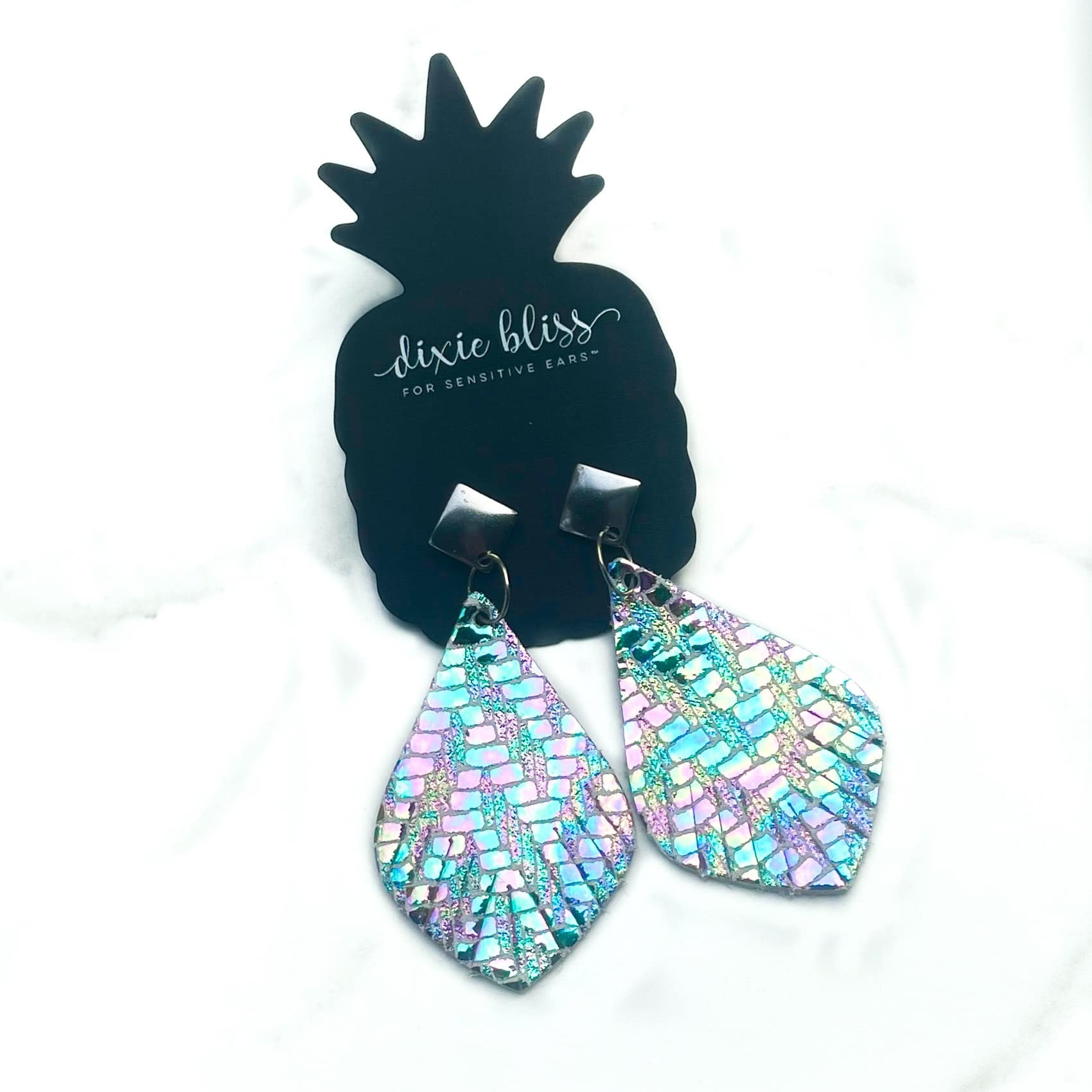 Shannon | Earrings for Sensitive Ears - Sandy Bums Boutique