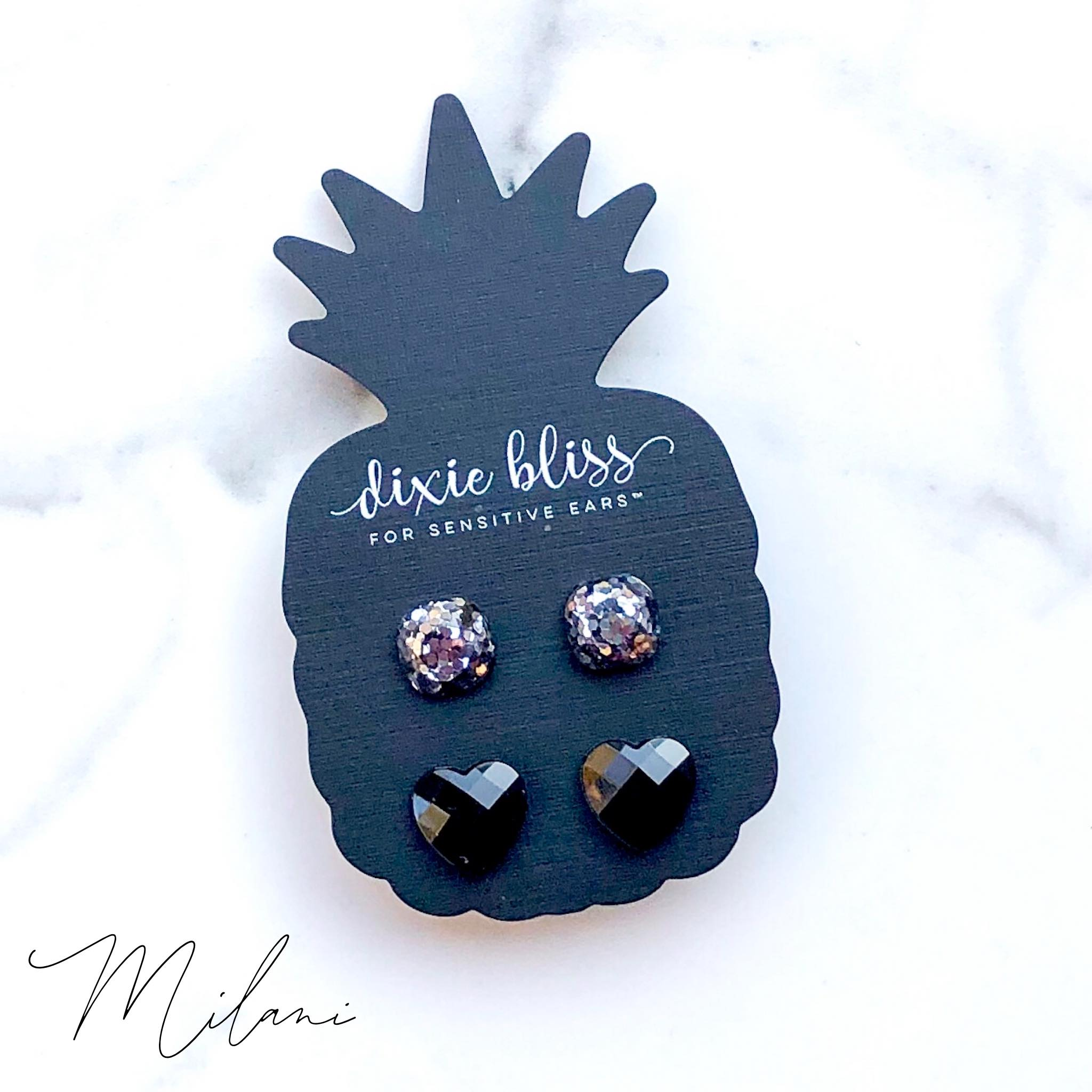 Milani | Earrings for Sensitive Ears - Sandy Bums Boutique