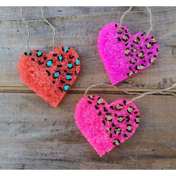 Heart | Air Freshener | Car Freshener - Sandy Bums Boutique
