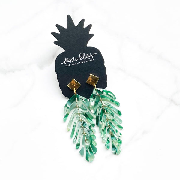 Chandler | Earrings for Sensitive Ears - Sandy Bums Boutique