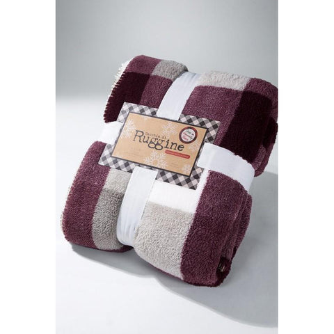 Plaid Blanket - Sandy Bums Boutique