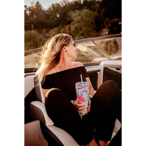 Swig 32 oz Tumbler - Sandy Bums Boutique