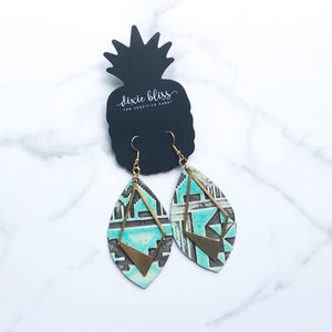 Rio | Earrings for Sensitive Ears - Sandy Bums Boutique