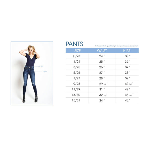 Cami | Skinny Jeans - Sandy Bums Boutique