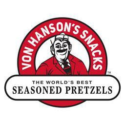 Von Hanson's World's Best Seasoned Pretzels - Sandy Bums Boutique