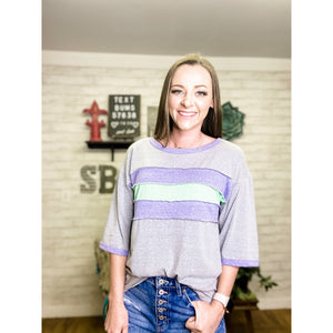Paulette | Casual Top for Women - Sandy Bums Boutique