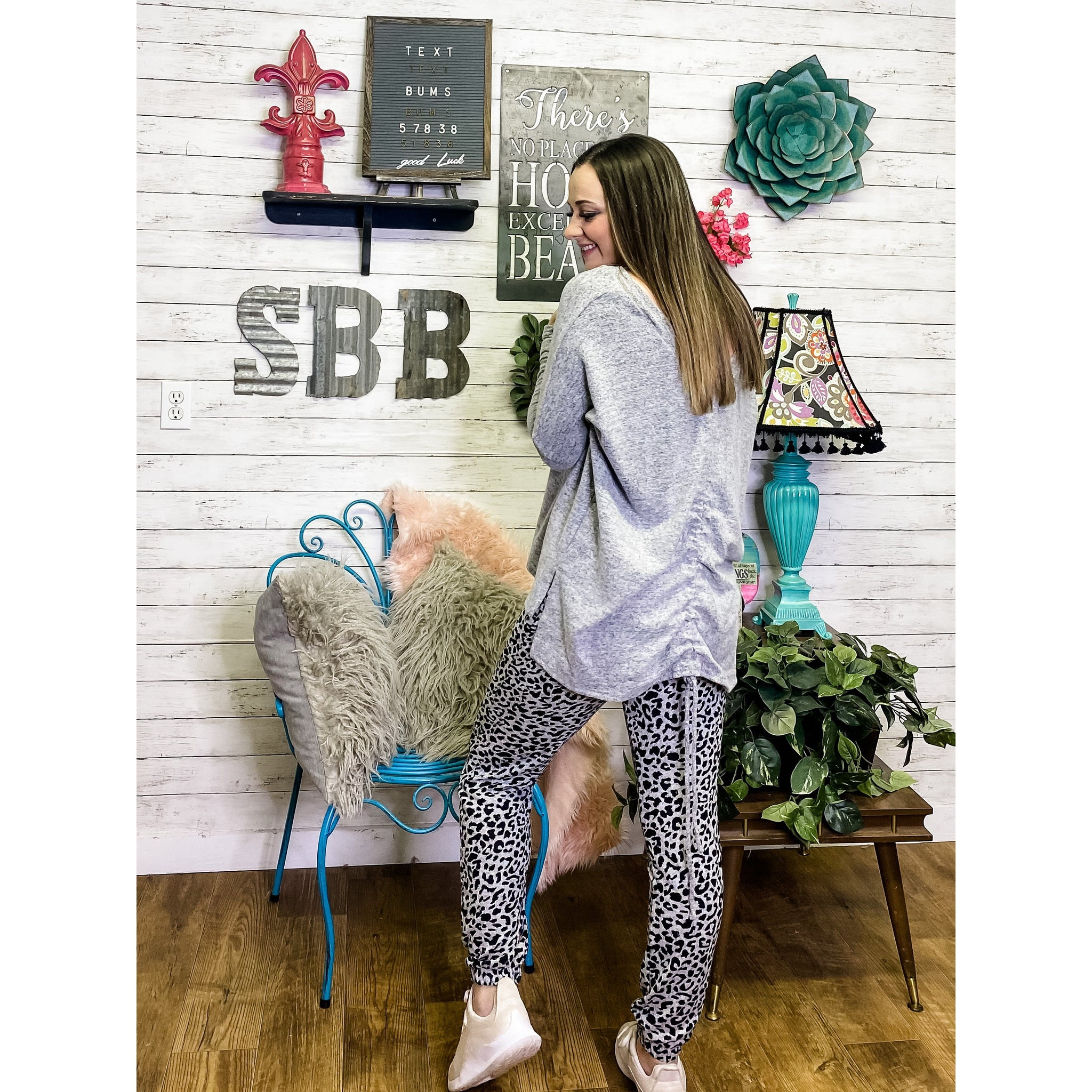 Elizabeth | Long Sleeve Sweater - Sandy Bums Boutique