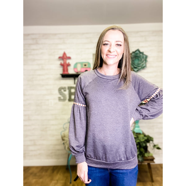 Sonya | Sweatershirt for Women - Sandy Bums Boutique