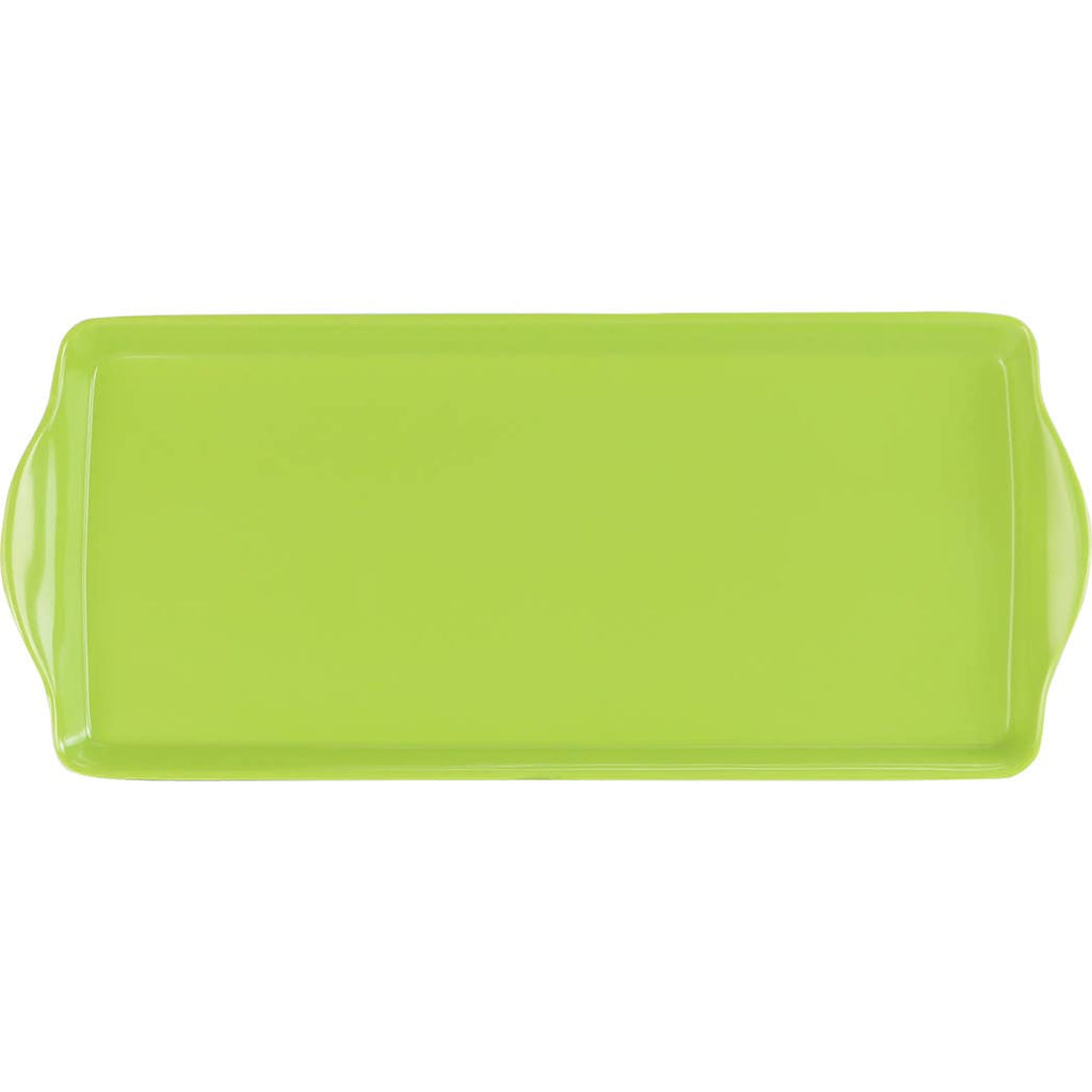 Lime Green Melamine Tray
