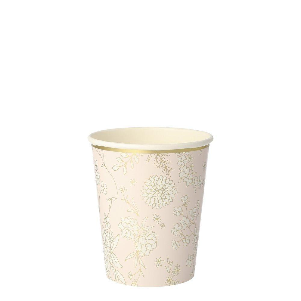 English Garden Party Cups Set