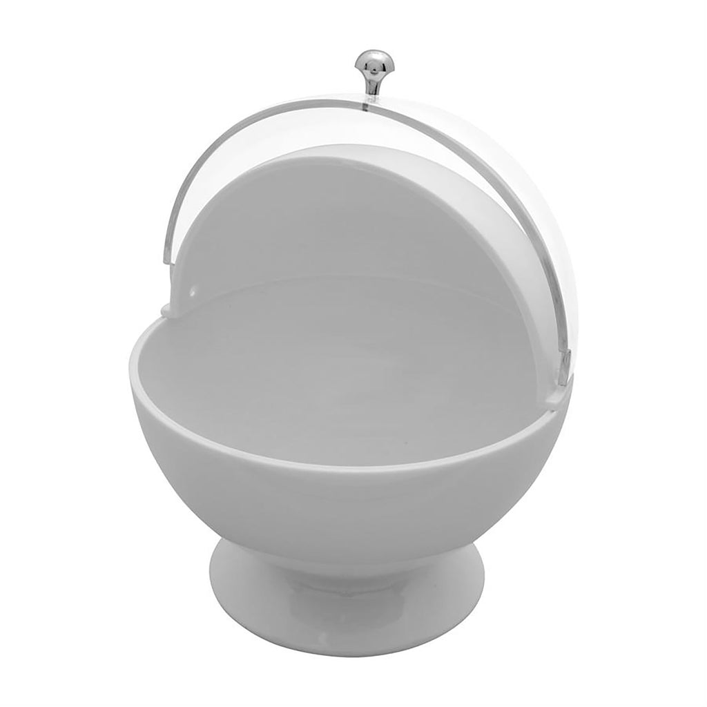 White Candy Bowl