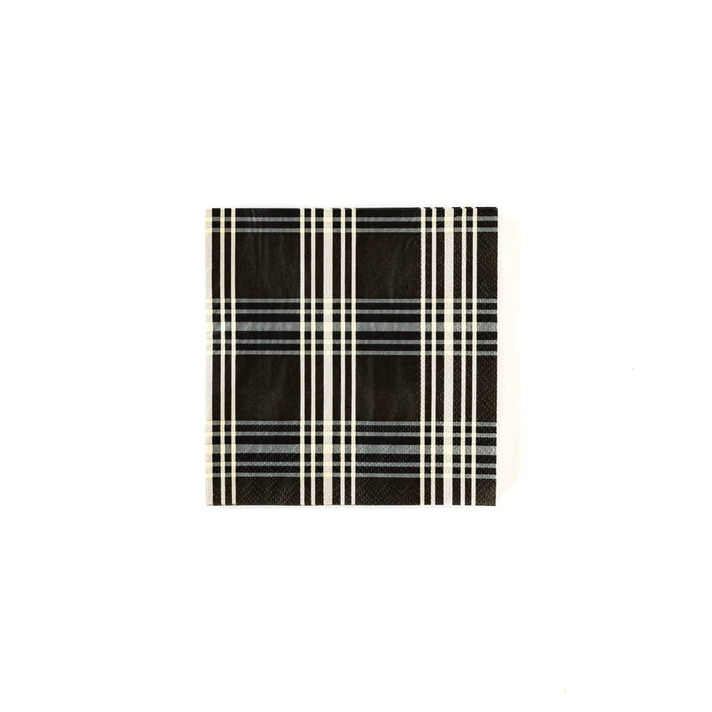Plaid Farm Napkins