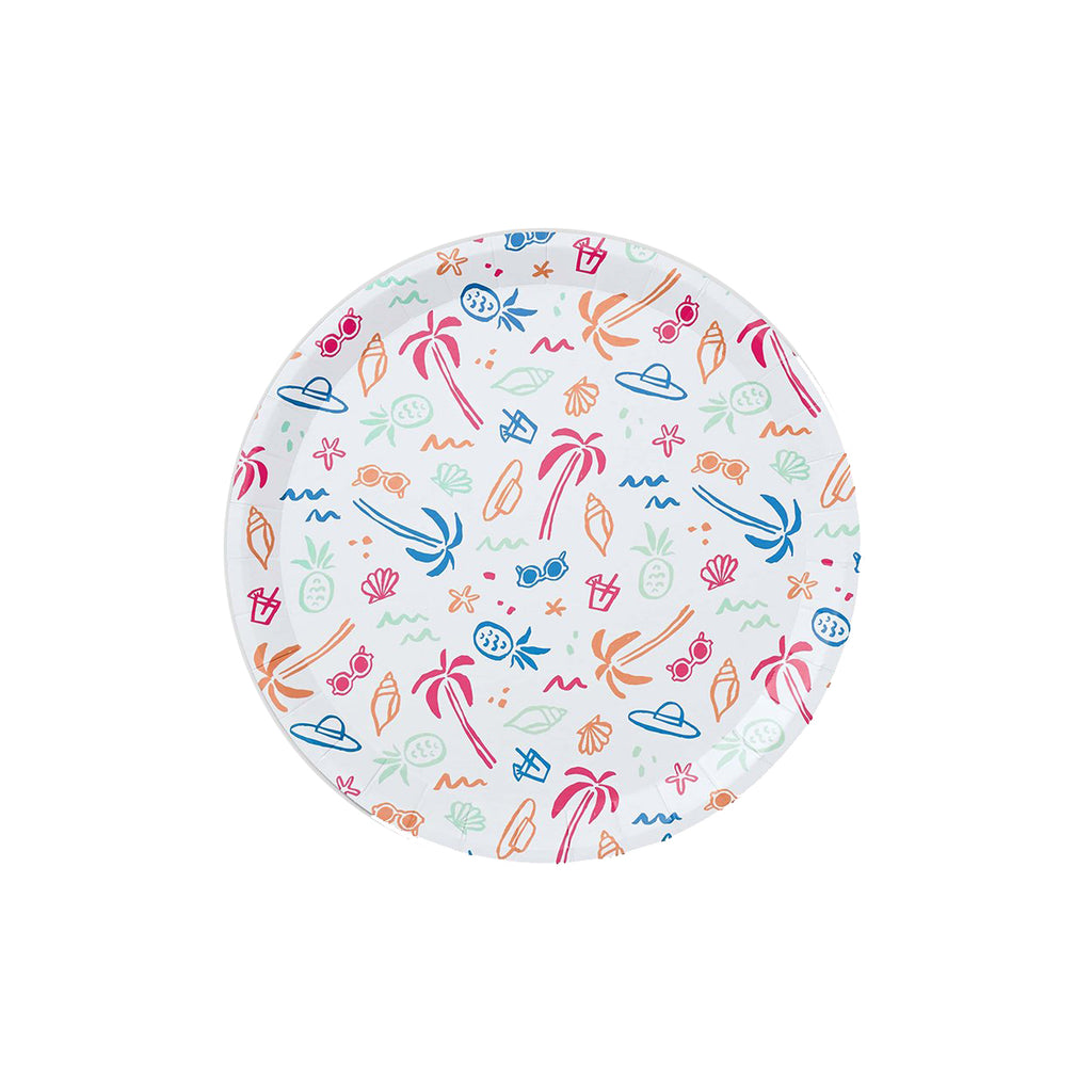 Beach Party Large Plates
