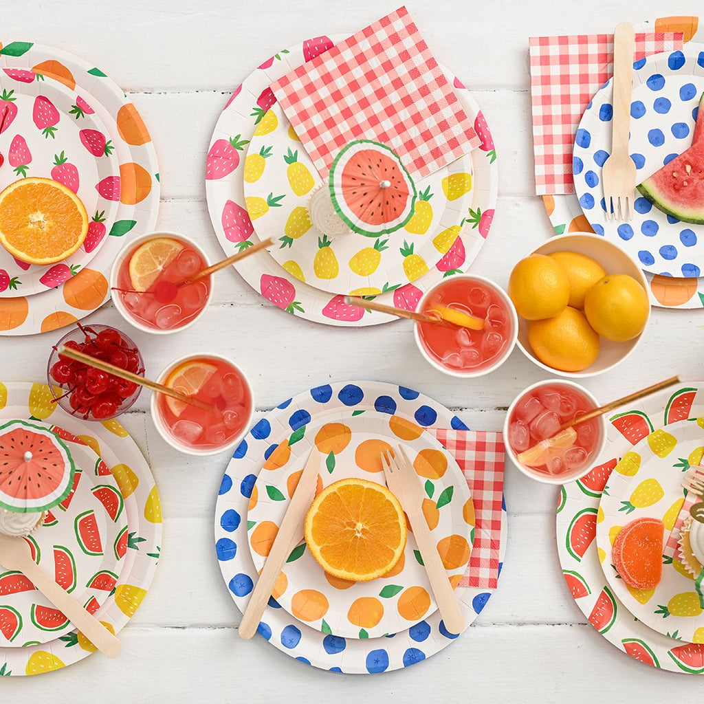Assorted Fruit Large Plates