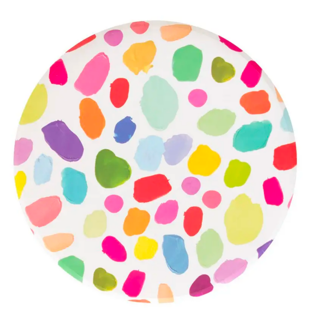 Colorful Pattern Large Plates