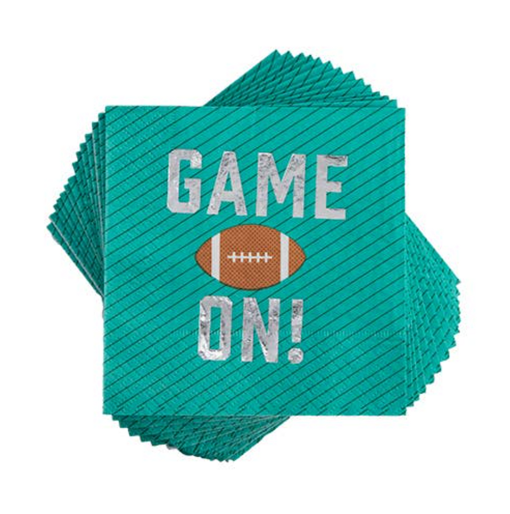 Football Napkins