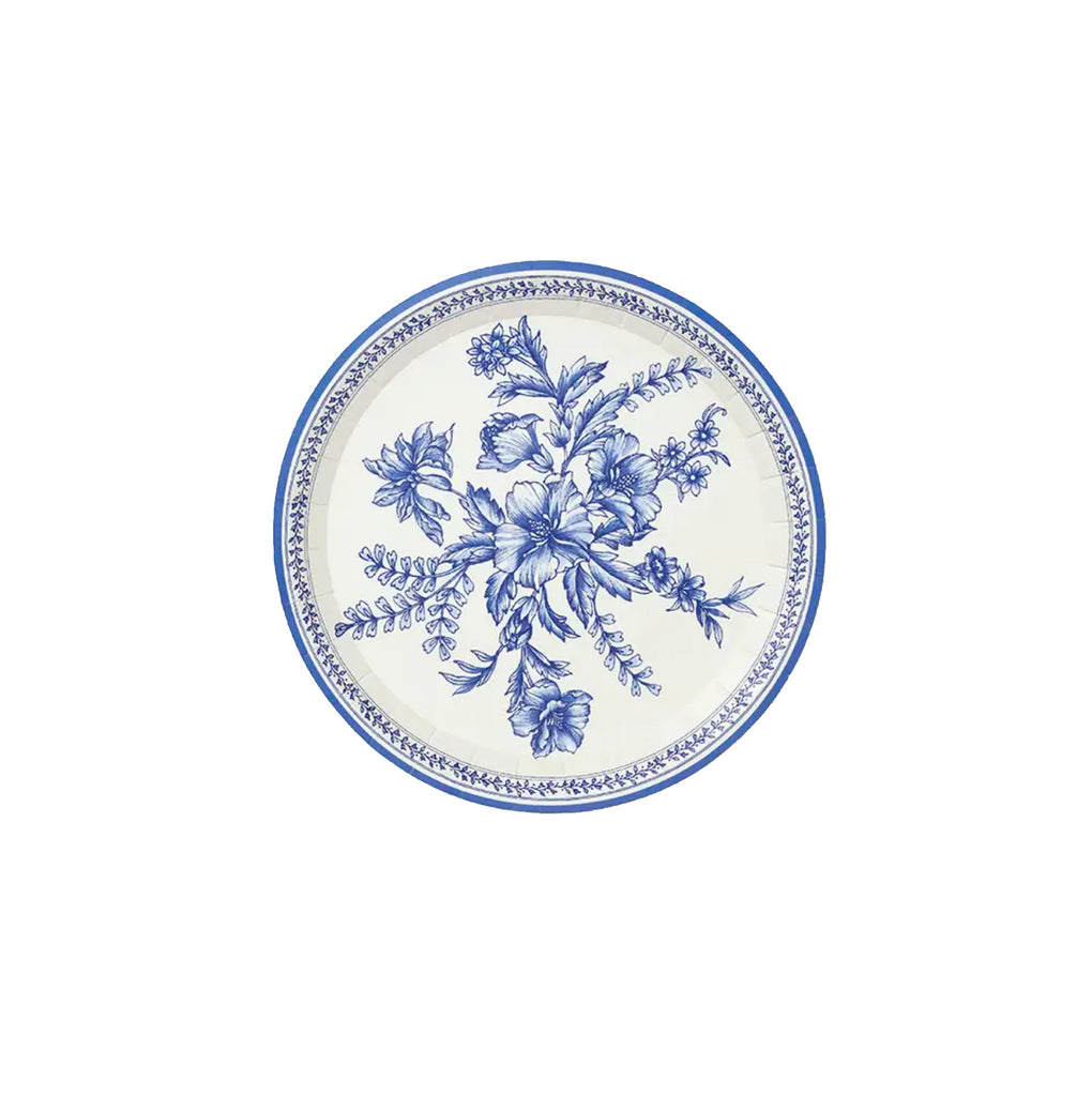 French Floral Small Plates