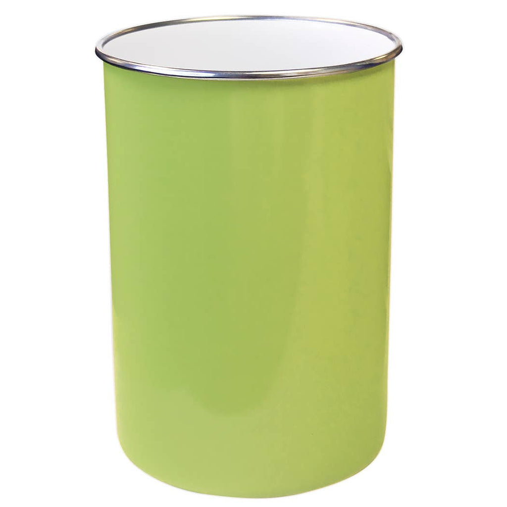 Lime Green Jar