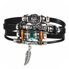 Load image into Gallery viewer, Bichy Turkish Owl Eye New Fashion Intersex Bracelet