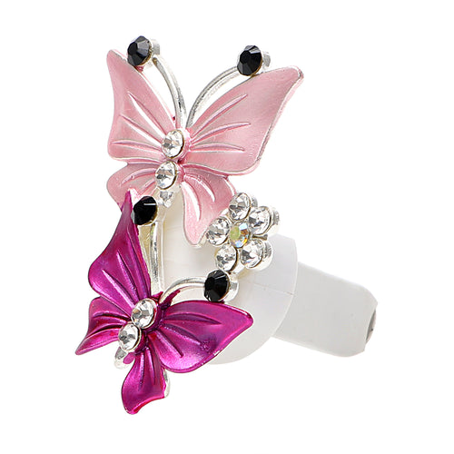 Butterfly Fragrance Decoration Air Freshener Car Perfume