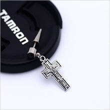 Load image into Gallery viewer, Single sword stainless steel earring,