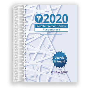 Acupuncture Reimbursement Guide for 2020