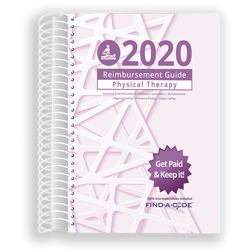 Physical Therapy Reimbursement Guide for 2020